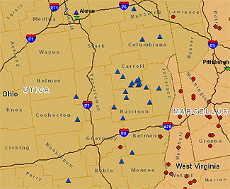 In Ohio, Utica Shale rig counts may be skewed to favor oil
