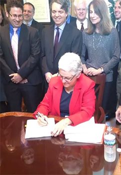 U.S. EPA Administrator Gina McCarthy. Photo courtesy of EPA