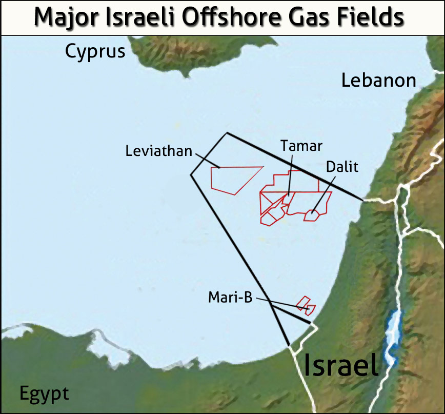 Major Natural Resources In Israel