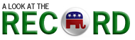GOP Record Logo