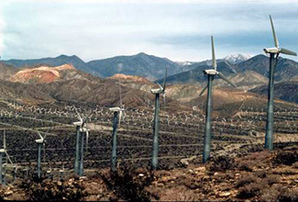 BLM Wind turbines