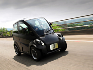 Gordon Murray Design's T25