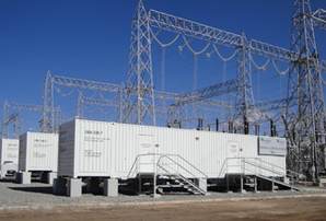 Los Andes substation