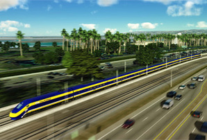 Calif. high-speed rail