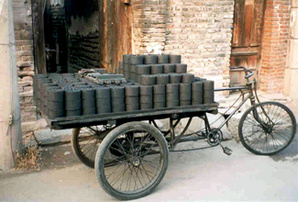 China coal delivery