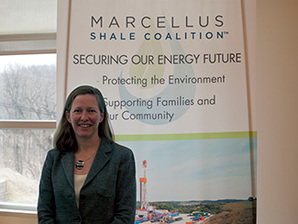 MARCELLUS SHALE: 'All of the above' outreach fuels