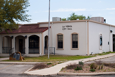 La Vernia government center