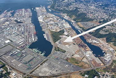 Port of Tacomoa