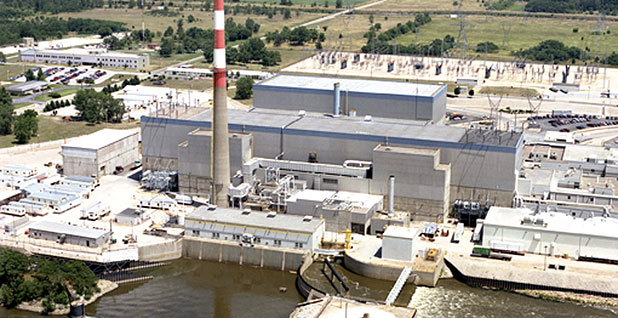 Quad Cities nuclear plant