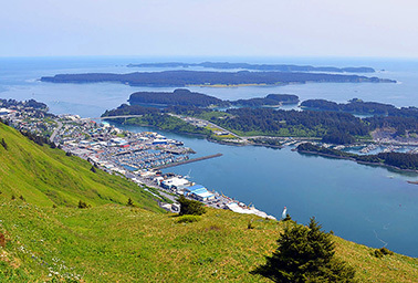 The City of Kodiak