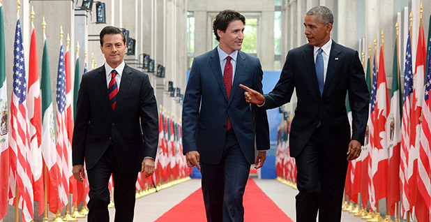 North American Leaders' Summit