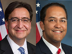 Pete Gallego (D), Rep. Will Hurd (R)