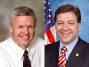 Art Halvorson (D), Rep. Bill Shuster (R)