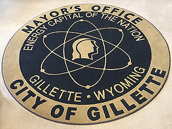 Gillette town seal