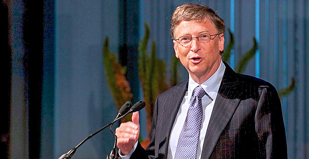 TECHNOLOGY: Where Donald Trump and Bill Gates agree -- Tuesday ...