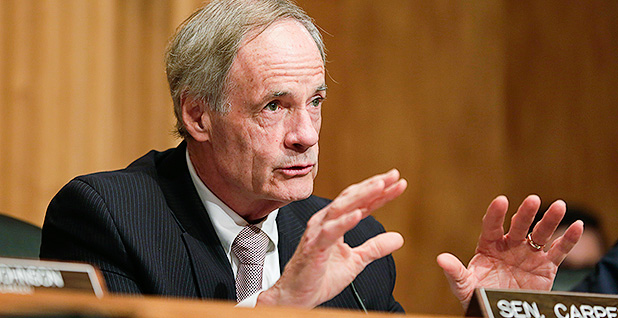Tom Carper
