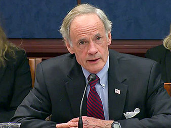 Tom Carper (D-Del.)