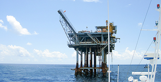 OFFSHORE DRILLING: Derelict rigs to remain as decommissioning costs