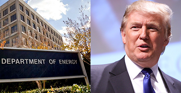 Department of Energy / Trump