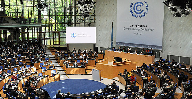 2017 United Nations Framework Convention on Climate Change meeting