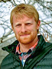 Kyle Tisdel. Photo credit: Western Environmental Law Center's Climate & Energy Program.