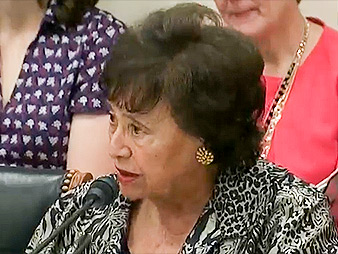 Nita Lowey. Photo credit: C-SPAN