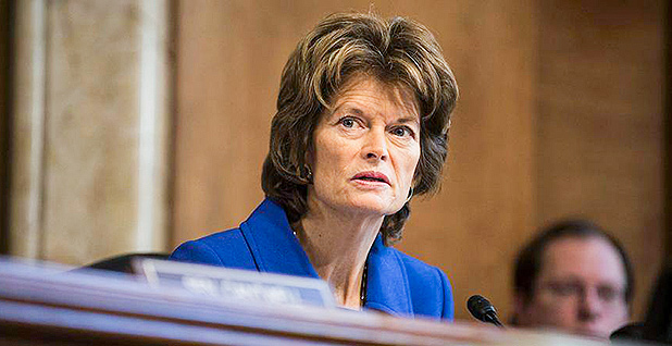 Lisa Murkowski. Photo credit: Senate Energy and Natural Resources Committee/Facebook.