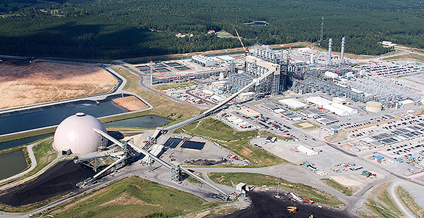 Kemper County Energy Facility. Photo credit: Mississippi Power.