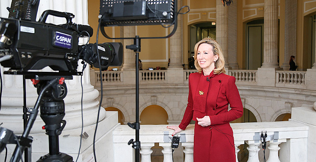 Rep. Barbara Comstock. Photo credit: Comstock/Flickr
