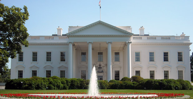 The White House. Photo: Wikipedia