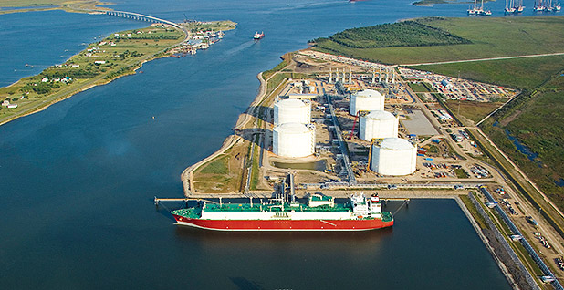 Golden Pass LNG Terminal. Photo credit: Golden Pass LNG Terminal