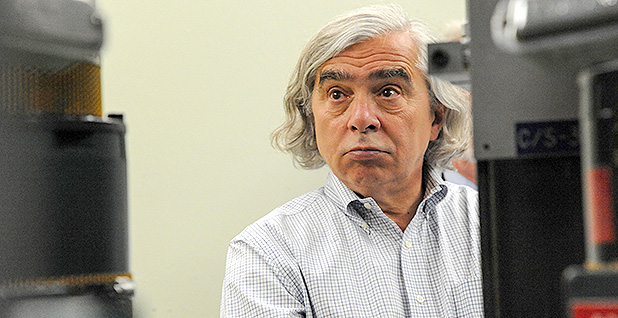 Ernest Moniz. Photo credit: Idaho National Laboratory/Flickr