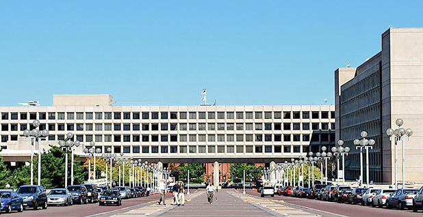 Department of Energy building. Photo credit: Department of Energy