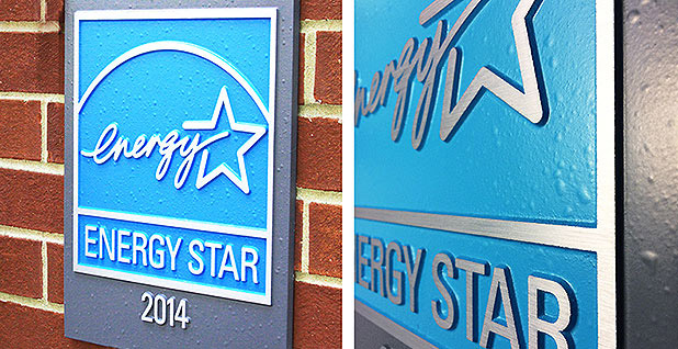 Energy Star sign. Photo credit: Department of Energy