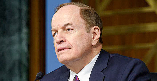 Sen. Richard Shelby. Photo credit: Shelby's Office