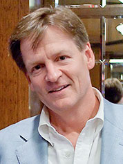 Michael Lewis. Photo credit:  Justin Hoch/Wikipedia
