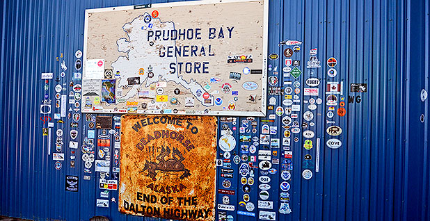 Prudhoe Bay General Store. Photo credit: Margaret Kriz Hobson/E&E News