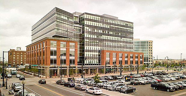 EPA Region 8 Headquarters Building in Denver. Photo credit: EPA