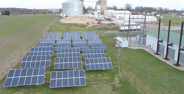 Solar Panels.Farmers Electric Cooperative