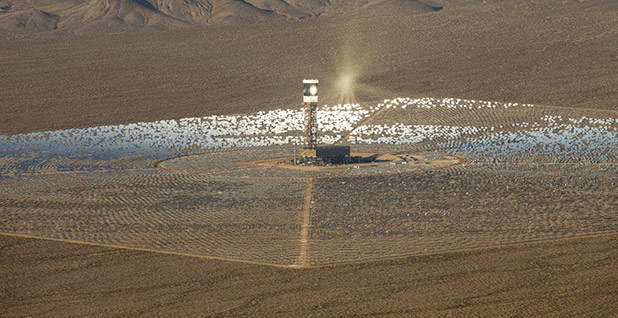 Ivanpah Solar Power Facilit