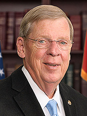 Johnny Isakson. Photo credit: U.S. Congress/Wikipedia