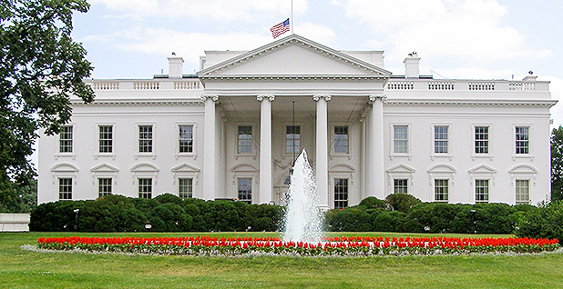 White House. Photo credit: Sean Hayford Oleary/Flickr