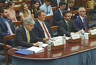 House Science, Space and Technology Committee panel