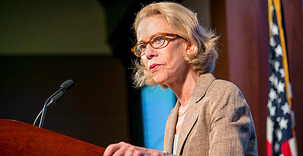 Kathleen Hartnett White. Photo credit: Paul Morse/Heritage Foundation.