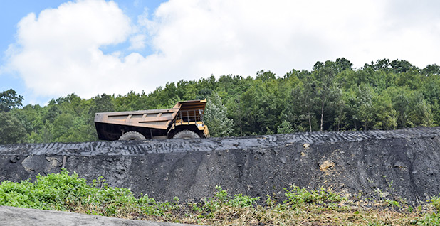 Coal mine in Ehrenfeld, Pa. Photo credit: Dylan Brown/E&E News