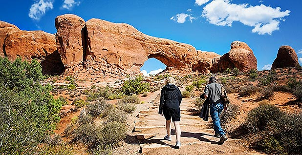 Arches National Park in Utah. Photo credit: Jill111/Pixabay