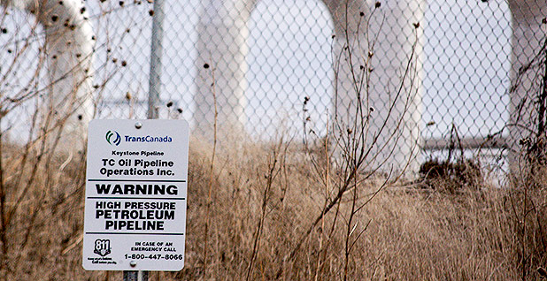 Keystone XL pipeline. Photo credit: shannonpatrick17/Flickr