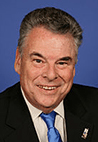 Rep. Peter King. Photo credit: Congress/Wikipedia