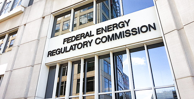 The Federal Energy Regulatory Commission building in Washington. Photo credit: Ryan McKnight/Flickr