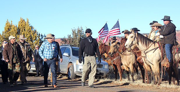Judge Declares Mistrial in Cattle Rancher Cliven Bundy's Armed Standoff Case
